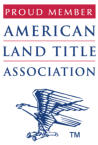 Peninsula Title is a Member of the American Land Title Association